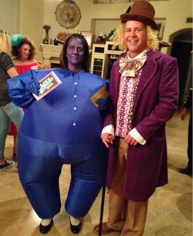 """14. """"Ebeveynlerim kostüm yarışmasını kazanmışlar"""" 😂"""
