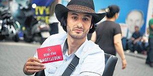 Beni Yine Engelledin! 'Kaldırım Savaşçısı' Kenan Dolu, Maltepe'de Sokakları Denetliyor