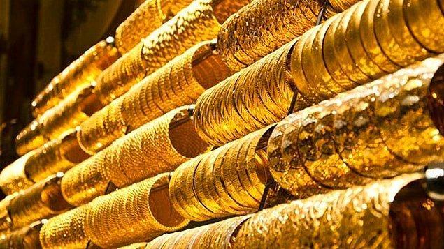 Altın'ın satış işlemlerine direnç göstermesi ile birlikte ons fiyatı 1300 doları bulabilir. Uzmanlar altın gram fiyatlarının 205 TL'yi bulabileceğini belirtiyor.