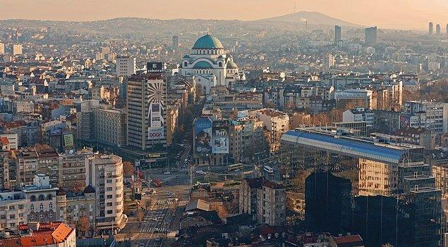 1. Sırbistan