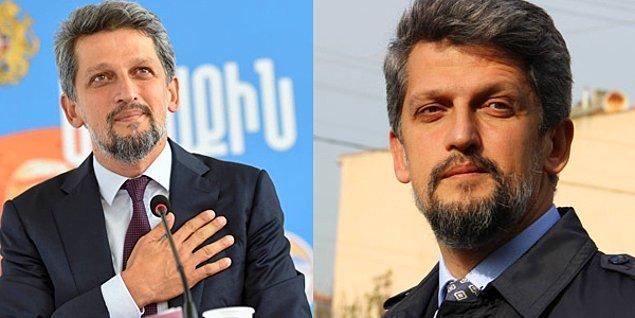 8. Garo Paylan - HDP, Diyarbakır 7. sıra