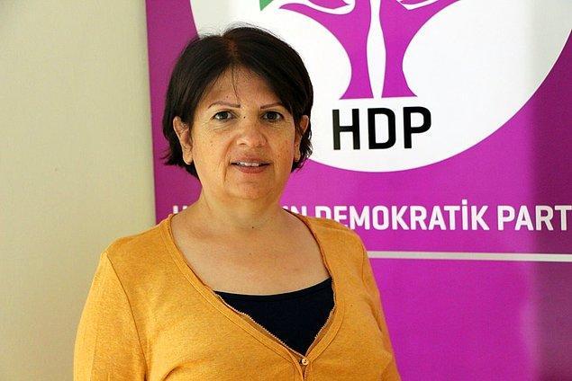 17. Fatma Kurtulan - Mersin - HDP