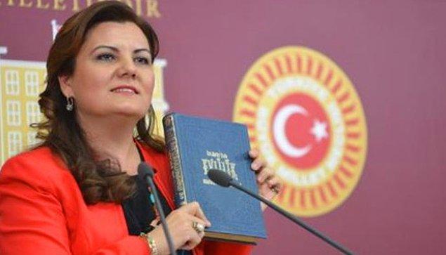 25. Fatma Kaplan Hürriyet - Kocaeli - CHP