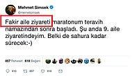 Mehmet Şimşek'in Yaptığı Tepki Çeken Paylaşıma En Güzel Yanıt Mizahla Geldi!
