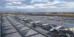 'Milyarlarca Ağaç Diktik' Diyen Erdoğan'dan Yeni Proje: Atatürk Havalimanı 'Millet Bahçesi' Olacak