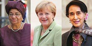 Kim Demiş Kadınlar Siyaset Yapamaz Diye? İşte Dünya Siyasetinde Yer Alan 19 Kadın Lider