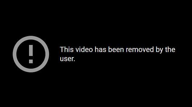 Gelen tepkiler üzerine Akit'in YouTube hesabından paylaşılan program kaydı kaldırıldı.