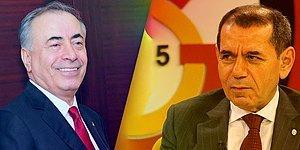 Galatasaray'da Başkanlık Yarışı! Başkan Adayı Dursun Özbek'e Tepkisini Gösterirken Mustafa Cengiz'e Sahip Çıkan Galatasaray Taraftarı