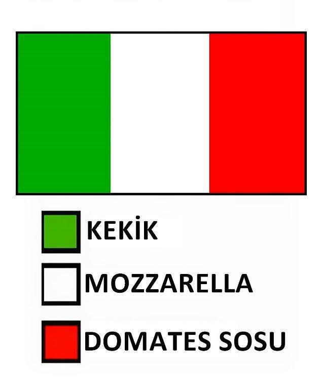 1. İtalya