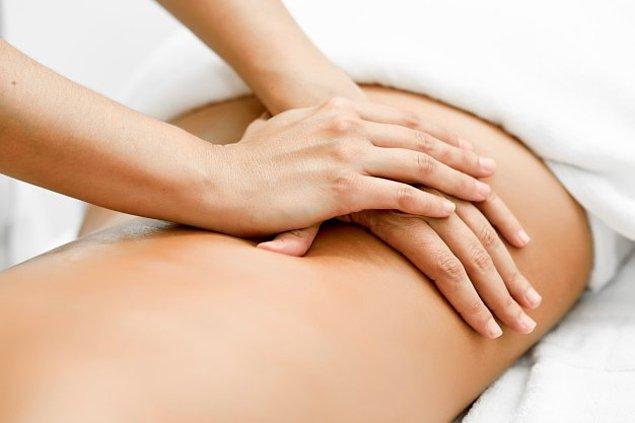 20. Bel ağrısı için masaj yaptırmak etkili mi?