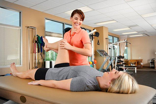 25. Bel ağrısı için fizik tedavi: