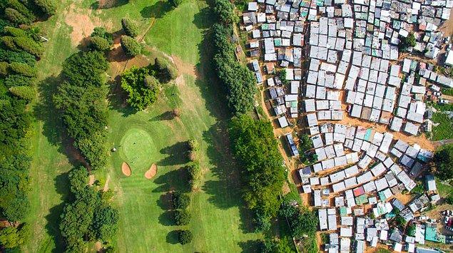 Papwa Sewgolum Golf Club, Güney Afrika