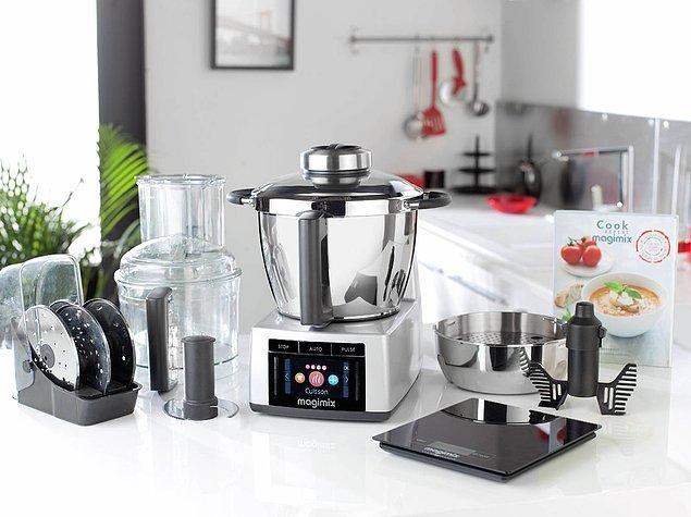 3. Mutfak robotu