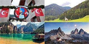 İtalyan Rüyası Dolomit Dağları'nda 1000 Km Yapan Gezginin Gözünden 12 Şahane Fotoğraf