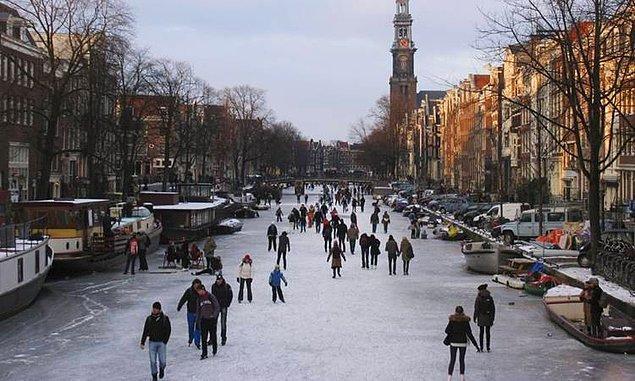 14. Amsterdam, Hollanda - 3.058 $