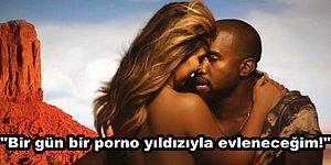 Eksik Olmayan Skandallarıyla Kanye West ve Kim Kardashian'ın Dört Yıllık Postmodern Aşk Hikayesi