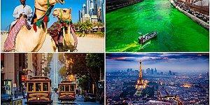 Hayat Burada Yaşayanlara Güzel: Çalışanların En Fazla Maaş Aldığı 28 Dünya Şehri