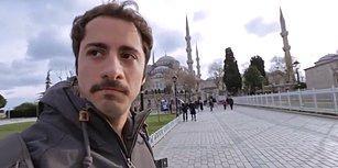 Sultan Ahmet Camii Zannederek Ayasofya'ya Hakaret Eden Yunan YouTuber