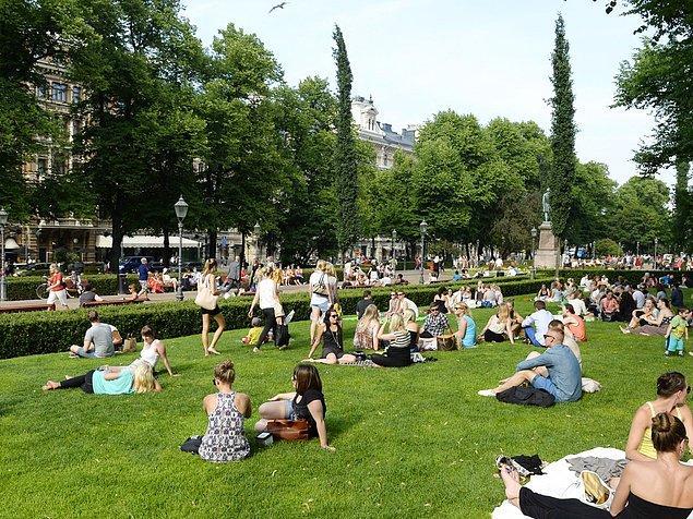 17. Helsinki, Finlandiya — 2,988$