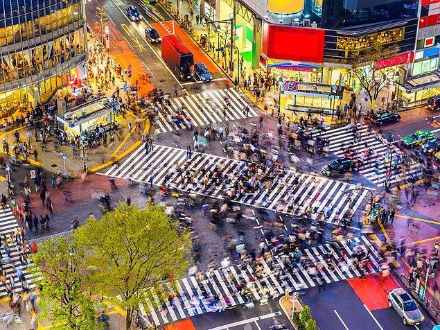 15. Tokyo, Japonya — 3,004$