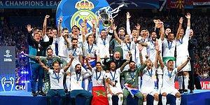 Üst Üste 3. Kez! Real Madrid Şampiyonlar Ligi Şampiyonu