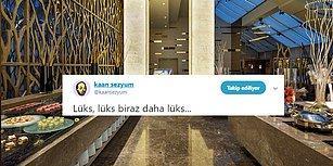 Bakan Kaya'nın, Hilton'da Verdiği Lüks İftar Yemeği Tartışma Yarattı: 'Kimin Parasıyla?'