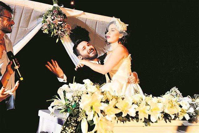 16 Eylül 2015'te de dillere destan bir düğünle dünyaevine girmişti.