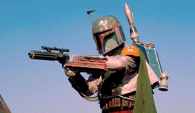 """1. Star Wars evreninin sevilen karakterlerinden """"Boba Fett""""e odaklanacak spin-off filmini James Mangold (Logan) yazıp yönetecek."""