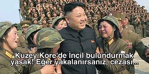Özgürlüğün Sadece Bir Semt Adı Olduğu Kuzey Kore'de İnsanı Adeta İsyana Teşvik Eden İlginç Yasaklar