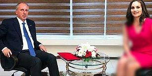 Yeni Akit, Muharrem İnce'nin Videosunu Yayınlarken Nevşin Mengü'yü Sansürledi