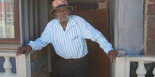 Yanlış Duymadınız! 114 Yaşındaki 'Dünyanın En Yaşlı Kişisi' Fredie Blom Sigarayı Bırakmaya Çalışıyor