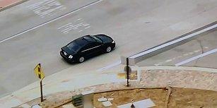 Şüpheli Araç Yerine Masum Bir Sürücünün Aracını Takip Eden Polis Helikopterinin Efsane Hatası