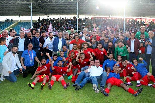 Nevşehir Gençlikspor 🔺 [TFF 3. Lig'e yükseldi]