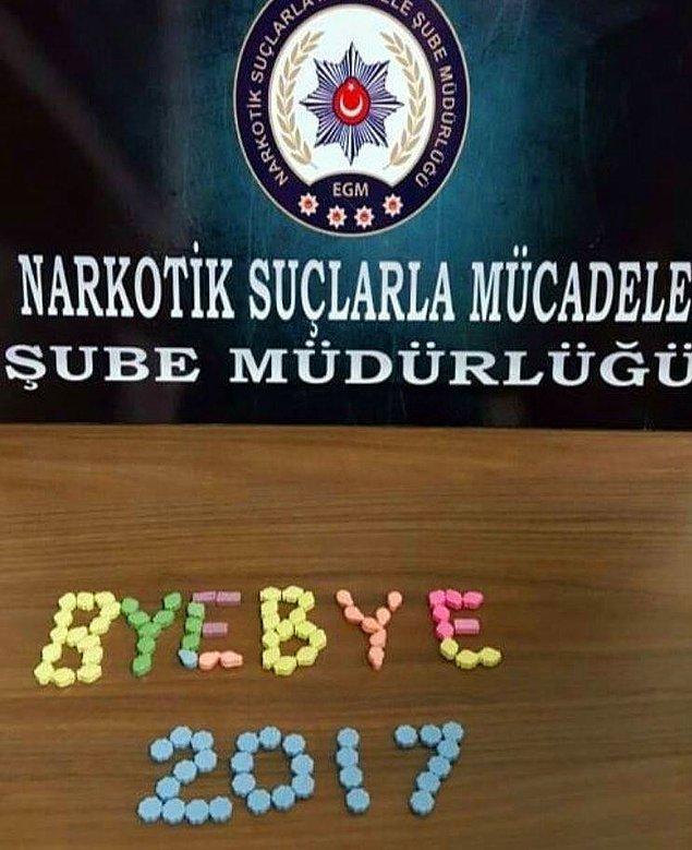 "4. ""Bye Bye 2017"""