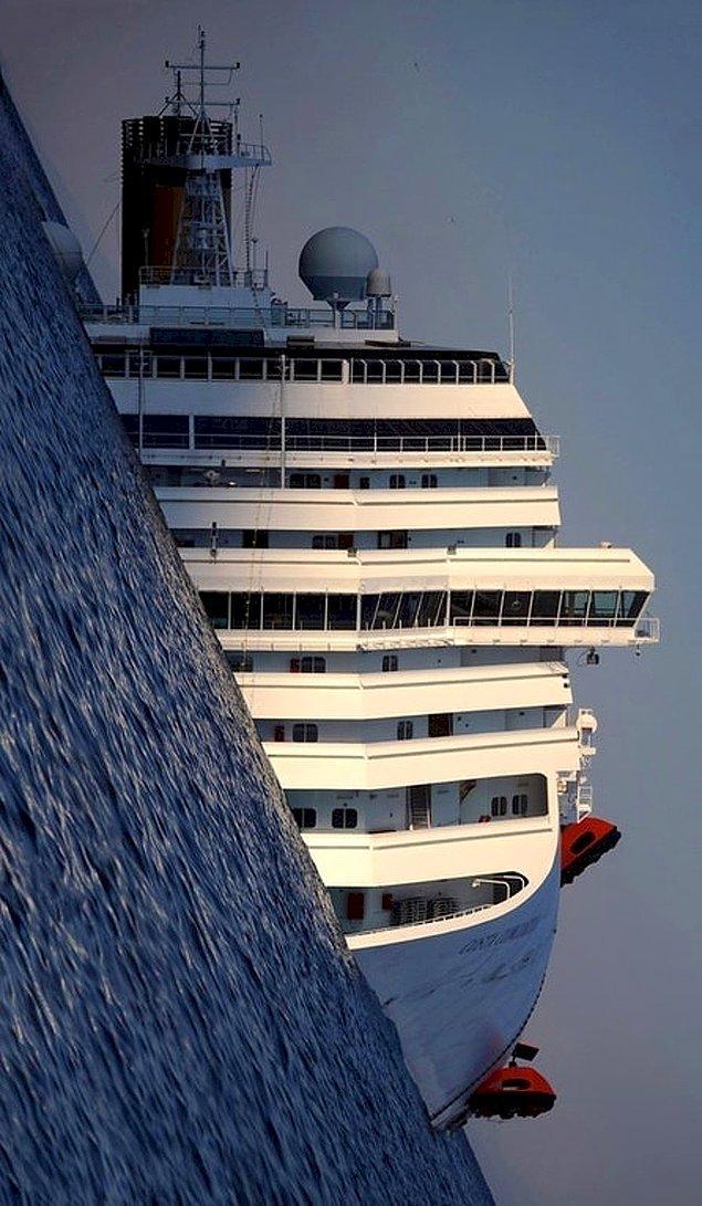 3. Asla ilk başta anlaşılmıyor. Titanik mi ki o?
