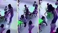 Ufacık Çocuğun Altından Sandalyesini Çeken Acımasız Öğretmen!