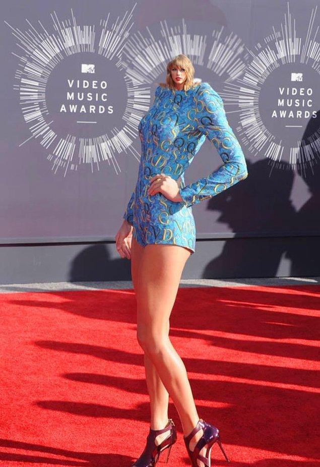 12. Taylor Swift mi o?