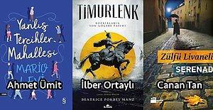 Yazıyorlar, Peki Ne Okuyorlar? Sevdiğiniz Yazarlar Bu Kitapları Sizler İçin Seçti