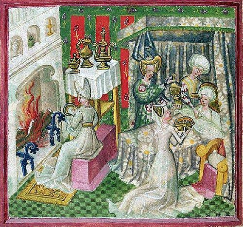 Analığın Kutsallık Boyutunu Zirveye Taşıyan Kraliyet Ailesi Kadınlarının İç Açıcı Doğum Detayları 68