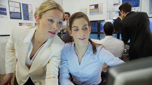 4. %8 Erkek: Garsonluk, barmenlik, barista veye otel sektörü çalışanı - %9 Kadın: Finans sektörü