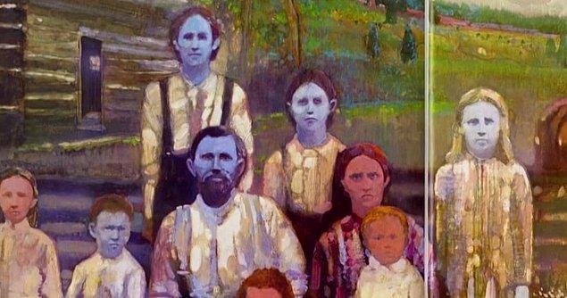 Toplum tarafından dışlandıkları için Troublesome Creek'te gözlerden uzak bir hayat yaşamak isteyen Fugate ailesi, bu ilginç ten renkleri sebebiyle çoğunlukla akraba evliliğine yönelmişlerdi.