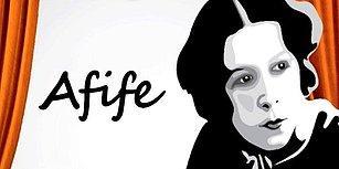 Tiyatro Varsa Ben Varım! Türk Kadını ve Tiyatrosu'nun En Güçlü Sesi: Afife Jale