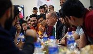 Sosyal Medyadan Organizasyon: 'Çayınız Hazırsa Geliyorum' Diyen Erdoğan'dan Öğrenci Yurduna Sahur Ziyareti