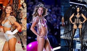 Unutmak Mümkün Değil! Akıllardan Çıkması Çok Zor Olan 17 Eski Victoria's Secret Modeli