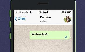 WhatsApp'ta Arkadaşından Borç Alabilecek misin?