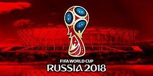 Bu Maçlar Kaçmaz, Dünya Kupası Heyecanı Başladı! İşte Dünya Kupası Fikstürü