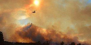 Çanakkale Alevlere Teslim: Orman Yangınında 50 Hektar Alan 2 Saatte Kül Oldu