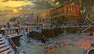 İnsanın Ruhunu Ezen Fotoğraflarla 900 Gün Nazi Kuşatmasına Maruz Kalan Leningard Şehri