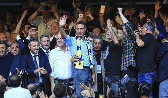 Aziz Yıldırım Devri Kapandı, Taraftar Sevinçten Çılgına Döndü! Fenerbahçe'nin Yeni Başkanı Ali Koç