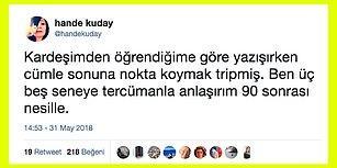 Teknoloji ve Küreselleşmeden Nasibimizi Aldık: Türkçe Elden Gidiyor, Dilimiz Yozlaşıyor!
